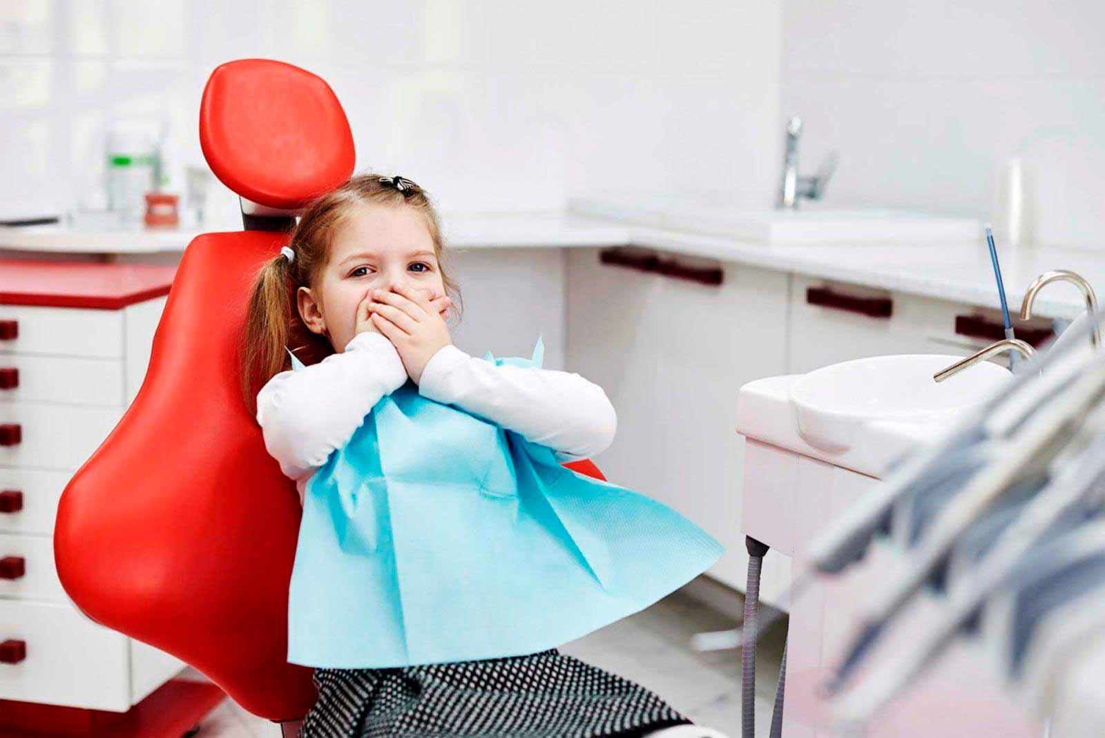 És lògic que el nen tingui por al dentista?