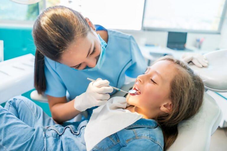 Visita introductoria al dentista