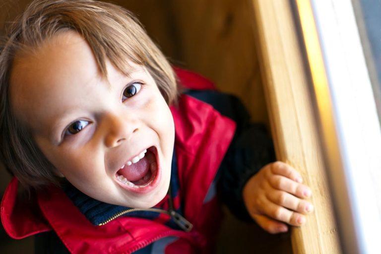 Respiración bucal en niños