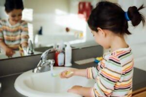 Flúor en la salud dental de los niños