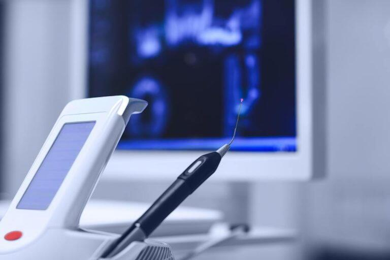 Ventajas del uso del láser en Odontopediatría