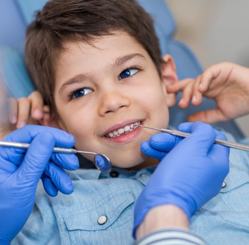 Luxación dental